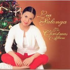 christmas photo album lea salonga christmas album