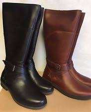 s ugg australia leather boots ugg australia leather zip comfort boots for ebay