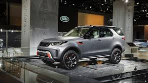 discovery land rover 2018 land rover reviews specs u0026 prices top speed
