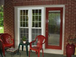 exterior door with blinds between glass exterior french doors with built in blinds examples ideas