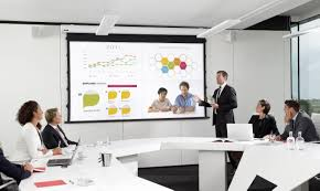 full featured wireless presentation system for high profile