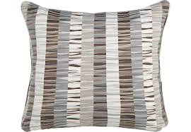 isofa sonic slate accent pillows set of 2 isofa accent pillows