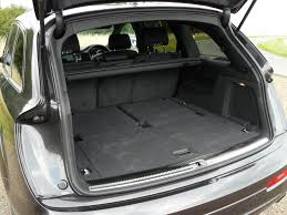 lexus suv boot space audi q7 suv 2006 2014 features equipment and accessories