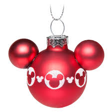 your wdw store disney ornament set mickey icons and