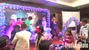 event kolkata the best birthday party organiser and party planner