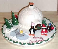 Cheap Christmas Cake Decorations Uk by Christmas Cake Xmas Cake Festive Cakes Seasonal Cake Igloo Cake Uk