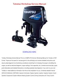 100 service repair manual nissan outboard manuals news