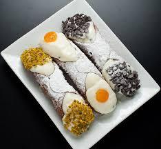 cuisine traditionnelle italienne p les cannoli siciliens sont un dessert traditionnel de sicile