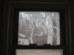 Opaque Window Film Lowes by Privacy Plus Beauty Equals Wallpapered Windows For The Abode