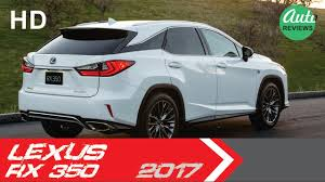 lexus rx safety rating with safety connect 2017 lexus rx 350 youtube