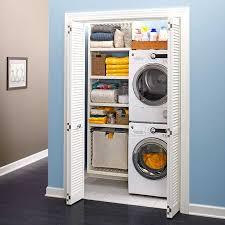 Design A Closet Best 25 Washer Dryer Closet Ideas On Pinterest Laundry Closet