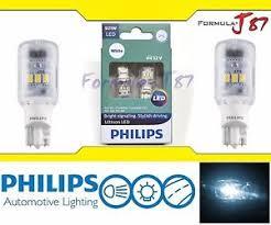 philips ultinon led light bulb 921 white 6000k back up
