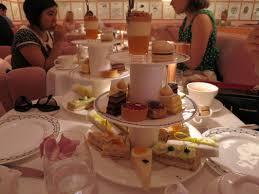 afternoon tea at sketch fork u0026 talk