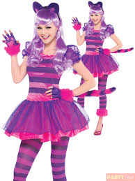 cat costume for toddlers girls cheshire cat costume childs alice fairytale fancy dress book