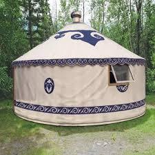 16ft thoreau yurt house kit u2013 the yurt store