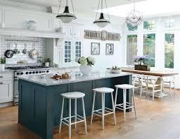 kitchen butcher block and best design ideas long kitchen island
