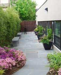 dark brown stone planter box ideas for indoor garden design big