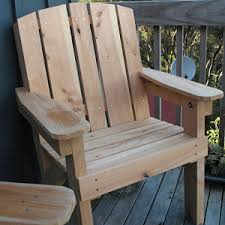 wood project great woodworking garden chair