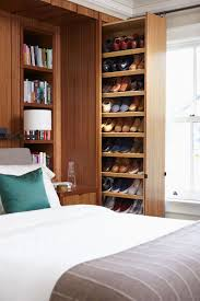 Clever Wardrobe Design Ideas For OutOfTheBox Bedrooms - Storage designs for small bedrooms