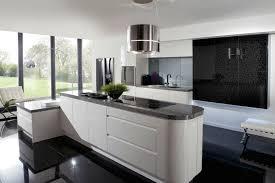 carrelage credence cuisine design emejing cuisine noir et blanc contemporary lalawgroup us