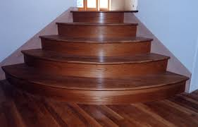 Radius Stairs by Contemporary Stairs