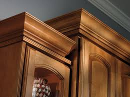 Cabinets Crown Molding Oak Cabinet Crown Molding Remodeling Your Home Decoration