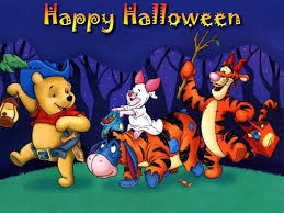disney halloween backgrounds pooh halloween coloring pages