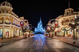 magic kingdom christmas lights christmas is the best time to visit disney world simplemost