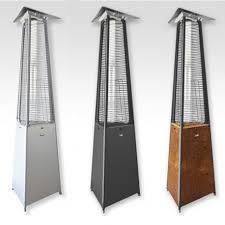 Pyramid Flame Patio Heater Falo Evo Pyramid Gas Outdoor Heater By Italkero