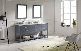 Bathroom Vanity Design Ideas Bathroom Exclusive Grey Bathroom Vanity For Modern Bathroom
