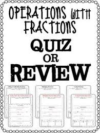 best 25 operations with fractions ideas on pinterest ordering