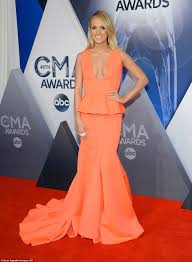 carrie underwood jewel raelynn at 49th annual country music