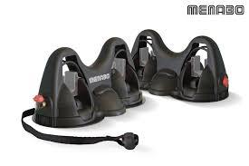porta sci auto portasci magnetico auto universale menabo himalaya 2 sci ebay
