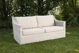 divanetti rattan divano 3p per esterno in rattan sintetico ecorattan regency home