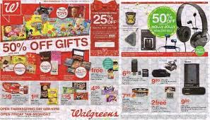 walgreens black friday ad 2017 deals store hours ad scans