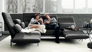 Comfort Sofa Modern Brown Minimalist Rolf Benz Sofa Modern Design Ideas Modern