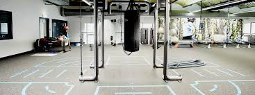 Dynamic Sports Flooring by Functional Fitness Gym Flooring Solutions