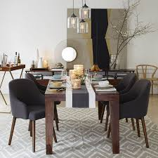 amazing west elm dining table for budget home interior design with