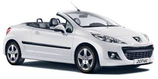 peugeot 207 new news peugeot launches updated 2012 207cc