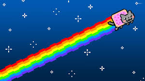 Flying Cat Meme - nyan cat 3 wallpaper meme wallpapers 9150