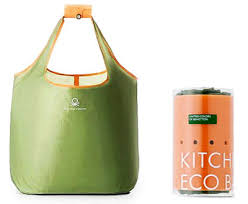 benetton kitchen eco bag u2014 the dieline packaging u0026 branding