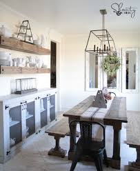 Distressed Dining Room Table by Dining Room Nice Design Distressed White Dining Table Impressive