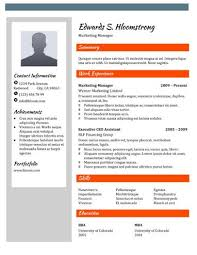 Resume On Google Docs 461 Best Resume Templates And Samples Images On Pinterest Resume