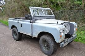 land rover series 3 custom spring classic for barons auctions sandown park