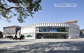 architektur wiesbaden einkaufszentrum liliencarré wiesbaden architektur bildarchiv