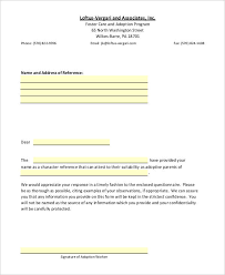 sample recommendation letter 8 examples in word pdf