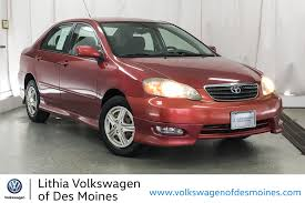 2005 Toyota Corolla Roof Rack by 50 Best 2006 Toyota Corolla For Sale Savings From 3 109