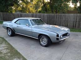 69 camaro ss for sale cortez silver 1969 chevrolet camaro ss for sale mcg marketplace