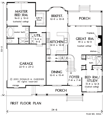 house floorplan house plan the derbyville by donald a gardner architects