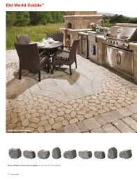Patio Stones Canada Stone Works Canada Navascape Product Guide Paving